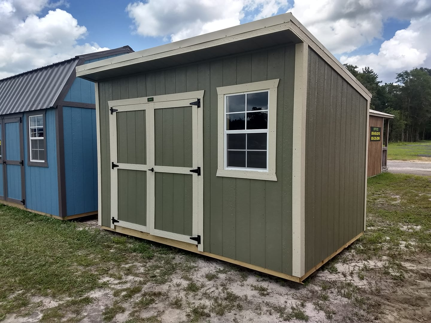 2020 Premier Portable Buildings Premier Cottage Shed (UPCS ...